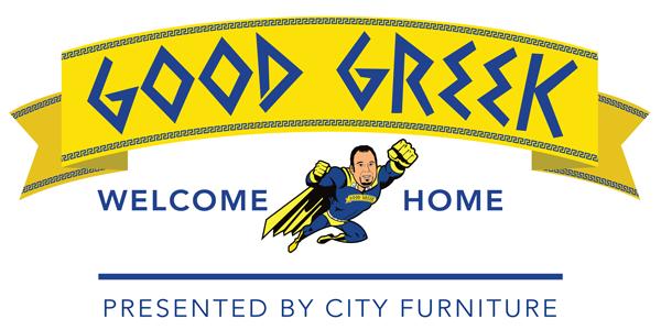 Good Greek Welcome Home